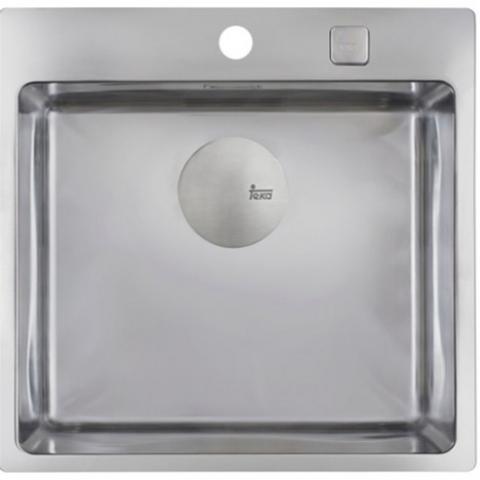 Кухонная мойка Teka Forlinea R15 50.40 (12138020) полированная